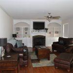 The Christine living room
